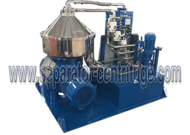 High Speed Disc Separator - Centrifuge Automatic For Algae Dewatering